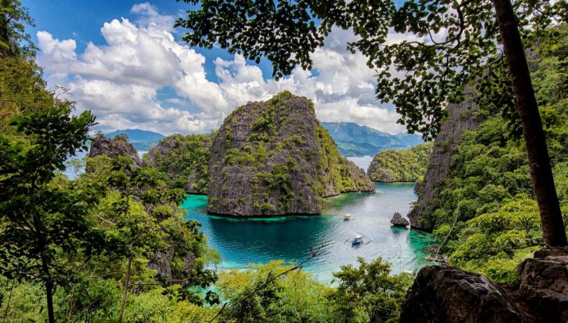 Name:  Green mountains and pristine nature in the Philippines.jpg