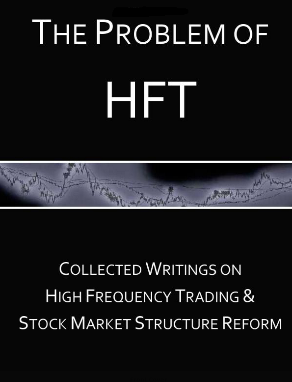 High frequency trading market making strategy
