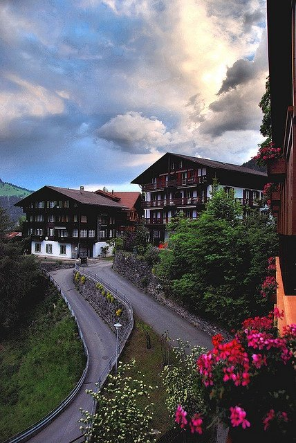 Name:  Wengen Sunrise, Switzerland.jpg