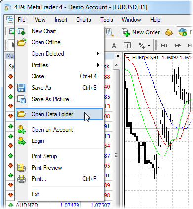 How To Simple with Metatrader 4 - Page 16