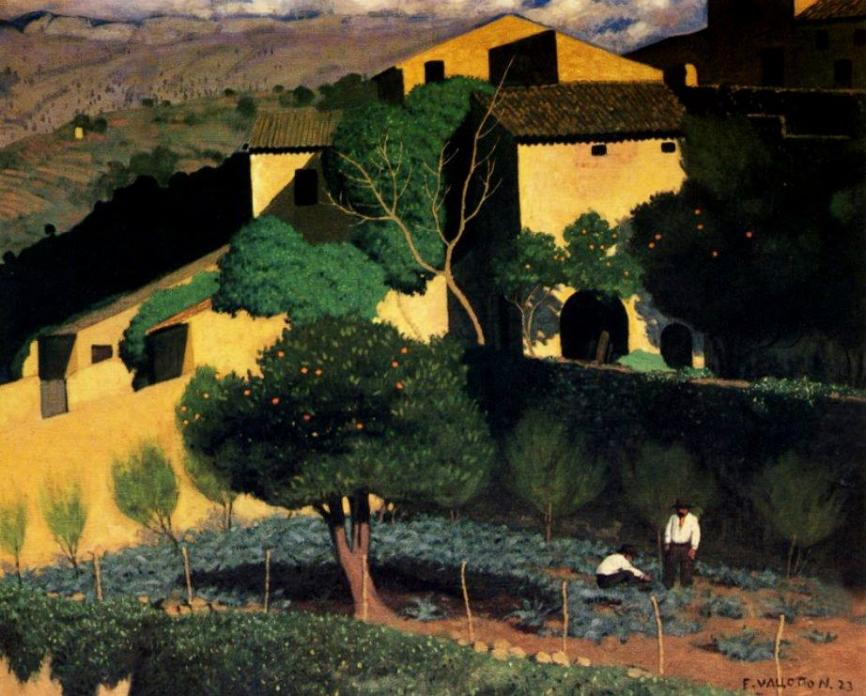 Name:  Landscape in Cagnes 1923.jpg