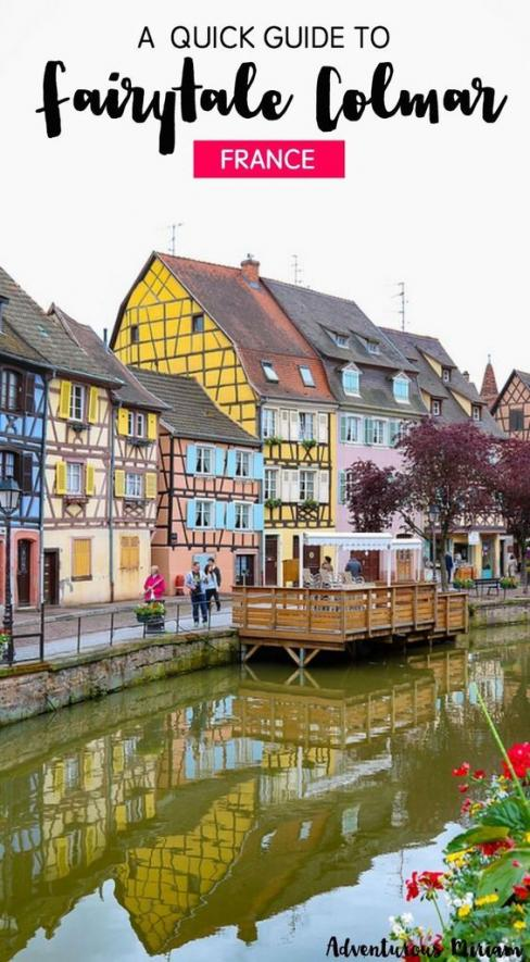 Name:  Colmar, Alsace is the most charming little fairytale town.jpg